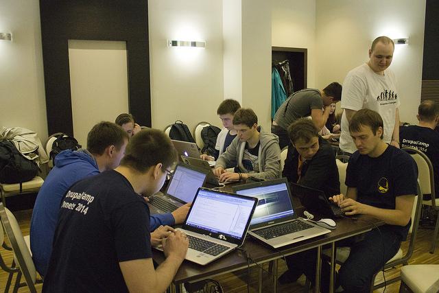 DrupalCamp Donetsk 2014 Code Sprint